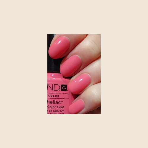 Pose vernis mains semi-permanent
