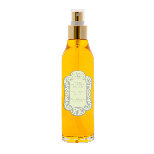 Huile 100 ML THE VERT GINGEMBRE