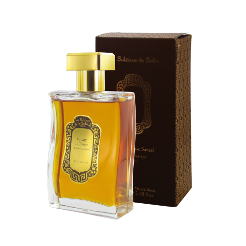 Parfum 100 ML AMBRE MUSC SANTAL