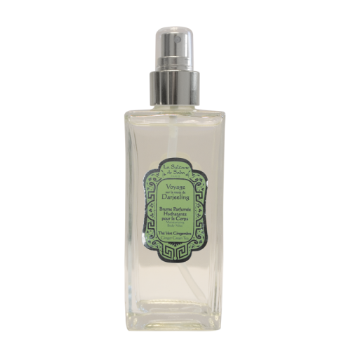 Brume 200ML THE VERT GINGEMBRE