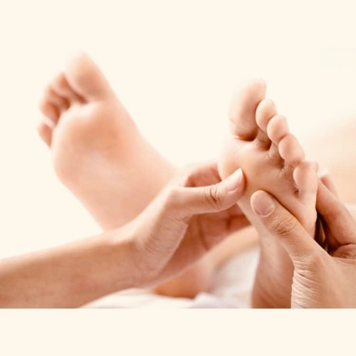 Rituel Chinois des pieds